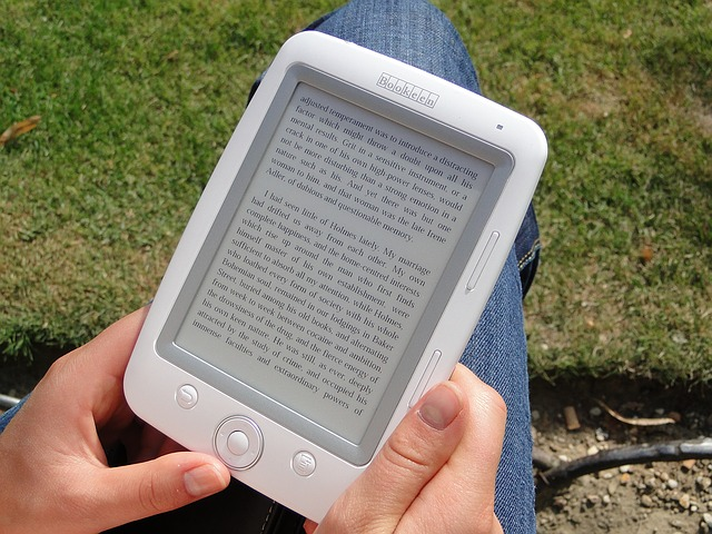 e-book, een vorm van luisterlezen