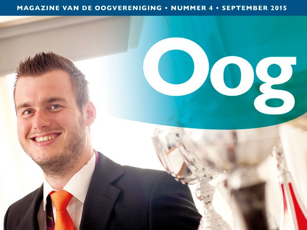 omslag Oog 4 - september 2015