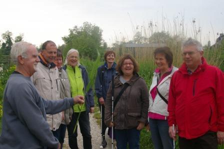 biowalk 18 mei 2016 in Boskoop