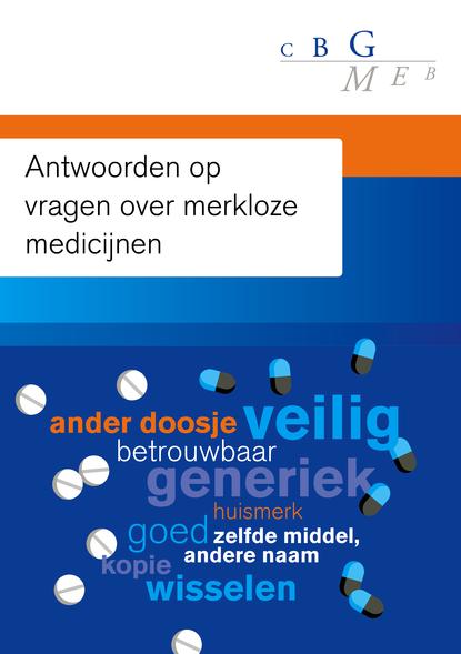 Folder Merkloze Medicijnen