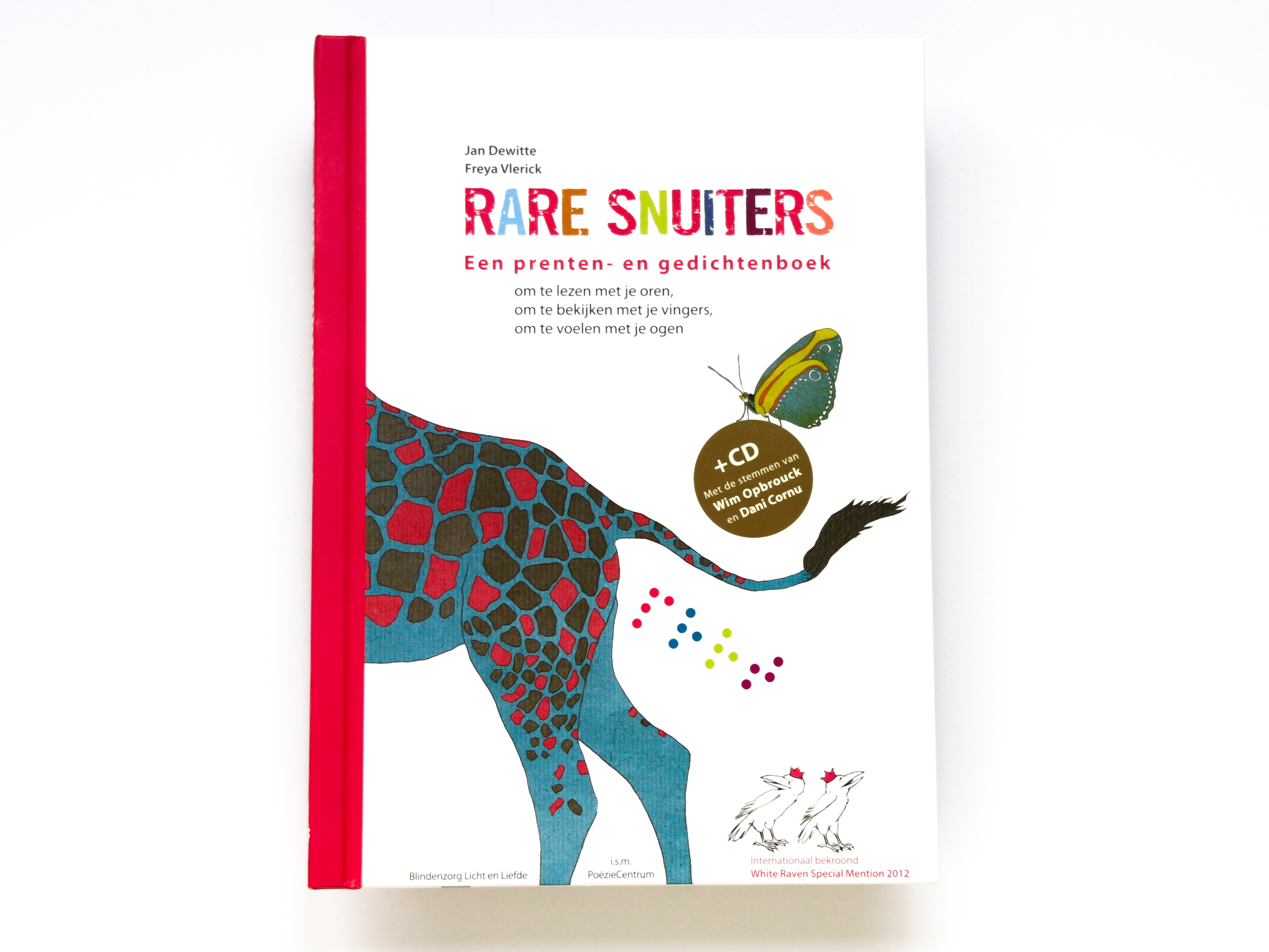 Cover Rare snuiters