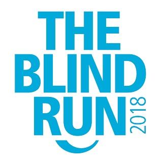logo The Blind Run