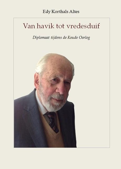 Omslag boek met foto Edy Korthals Altes