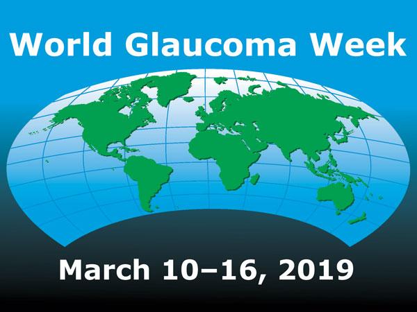 Logo Wereld Glaucoomweek