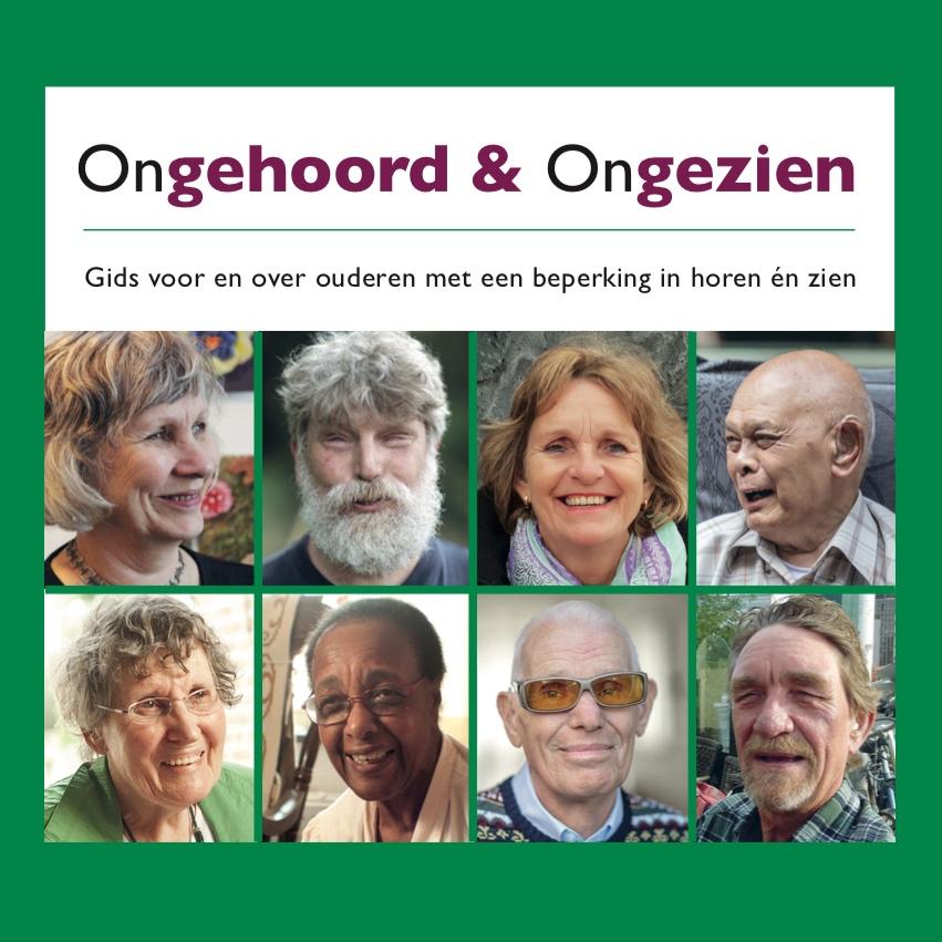 Cover boek Ongehoord & Ongezien