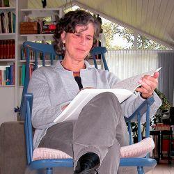 Tonny van Breukelen leest braille