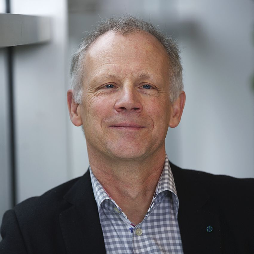 portretfoto Joep Aarts
