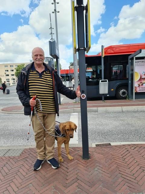 Zelfstandig reizen met het openbaar vervoer in Delft
